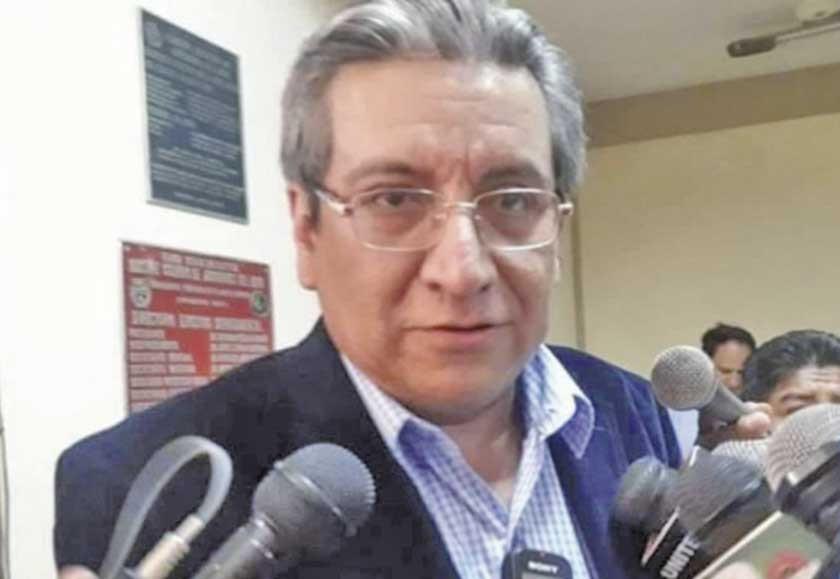Magistrado Hurtado afirma que buscan dañar su imagen