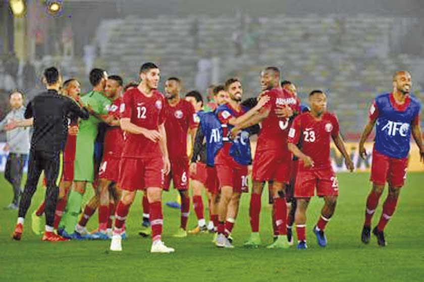 Catar se preparará en EE.UU. y jugará con Brasil antes de la Copa América