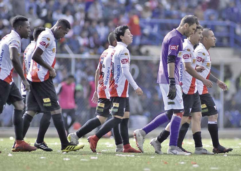 Always Ready busca llevarse los tres puntos de Potosí