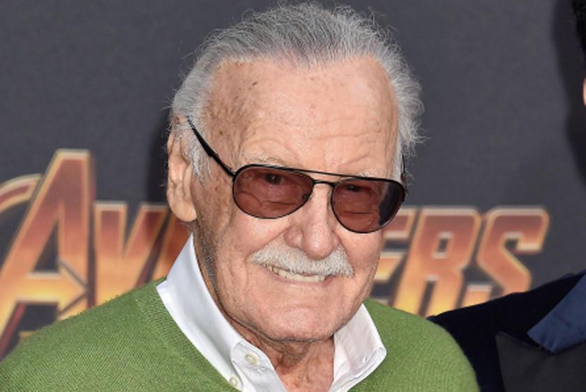 Un exmánager es acusado de abusar de Stan Lee de Marvel