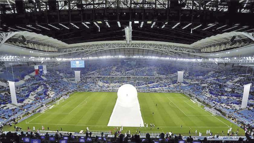 """Catar inaugura el estadio """"Al Janoub"""" para el Mundial"""