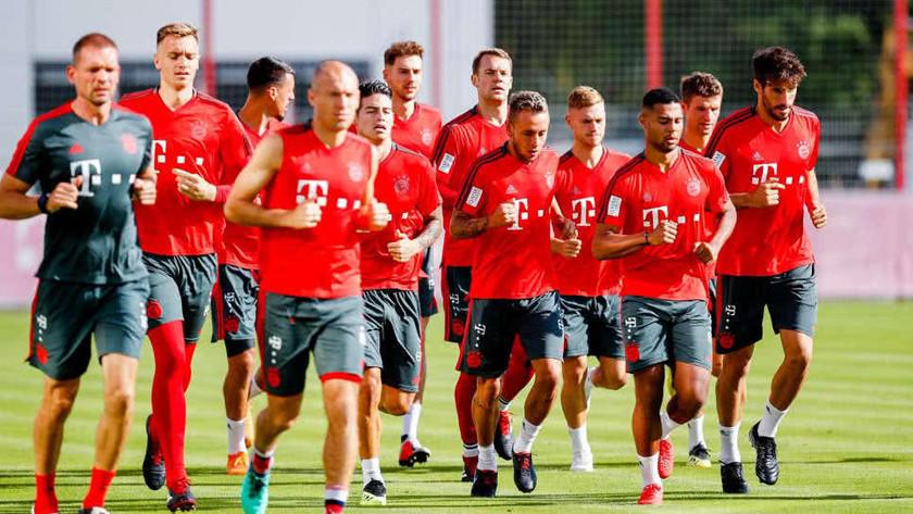 Bayern va por el título ante Eintracht