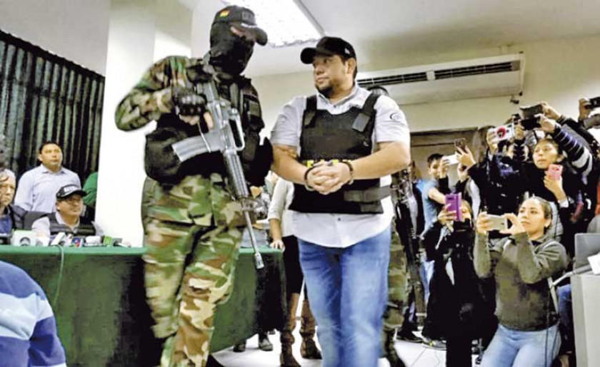 Vinculados a Pedro Montenegro Paz tienen fortunas millonarias