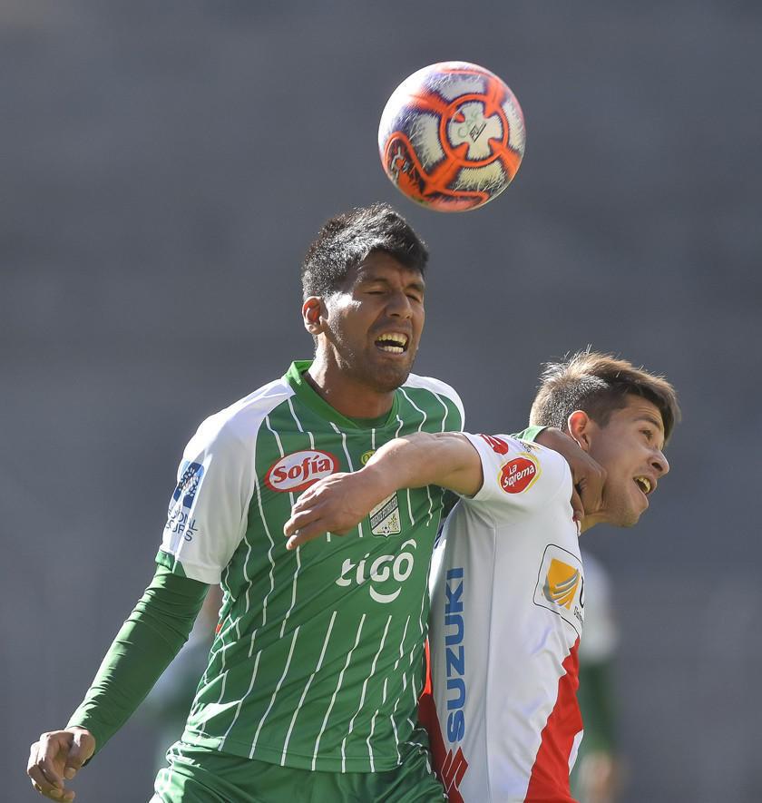 Always Ready goleó 5-0 a Oriente Petrolero en El Alto