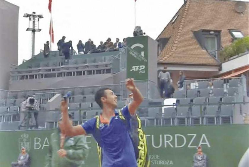 Dellien derrotó a Seppi en Ginebra