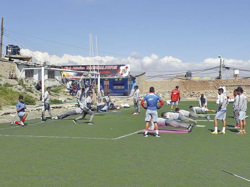 Nacional va por su última victoria del torneo Apertura