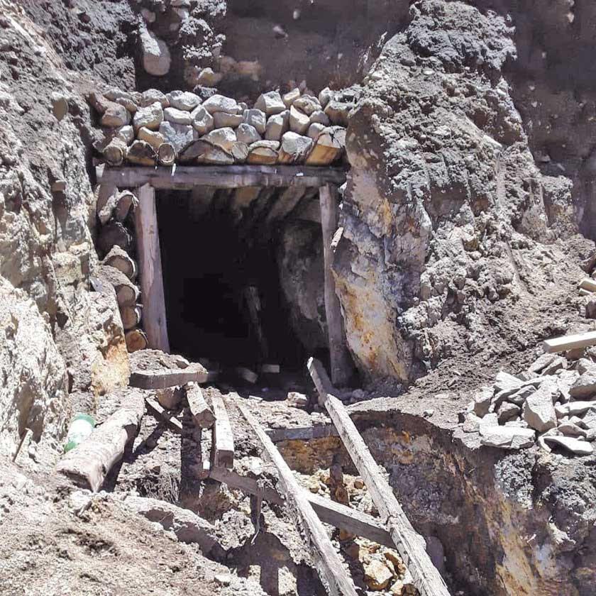 Bochorno en mina mata a cuatro cooperativistas e iniciaron la pesquisa