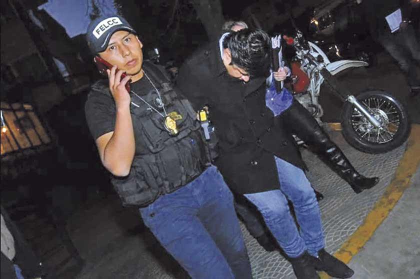 Detienen a 2 funcionarios de la Uelicn vinculados en corrupción