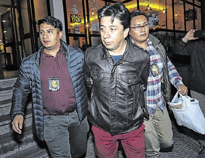 Un juez dicta detención preventiva para dos funcionarios de Uelicn