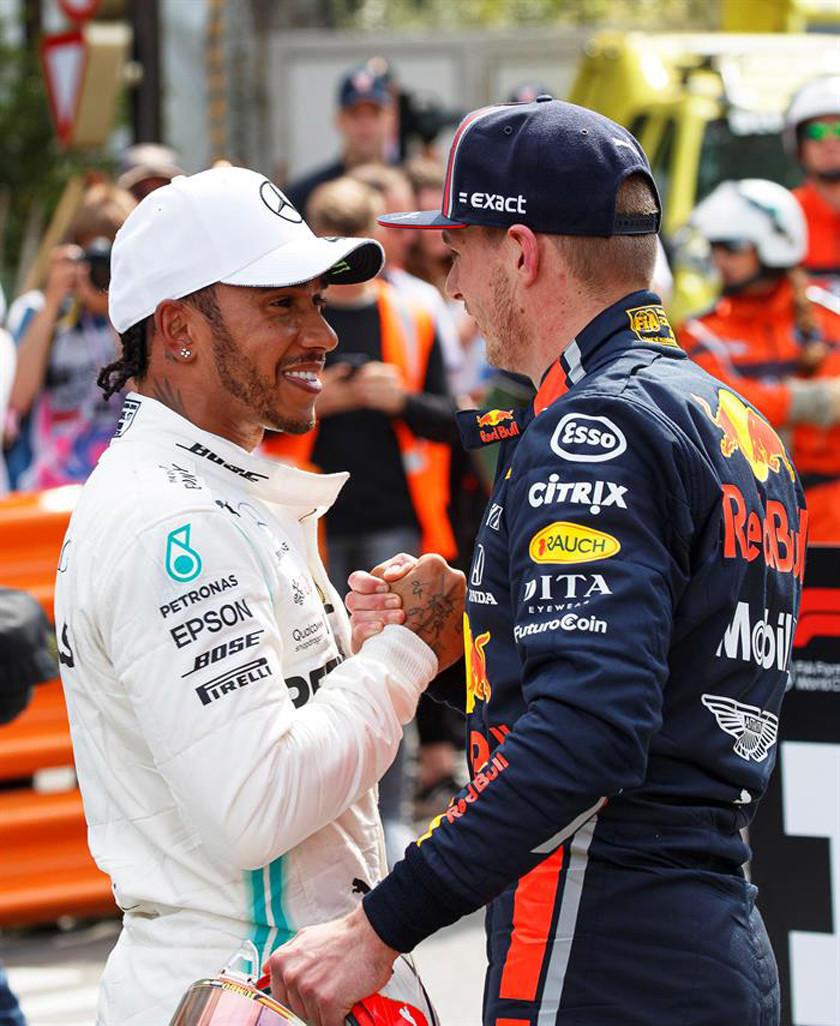 """Hamilton saldrá desde la """"pole"""" en Mónaco"""