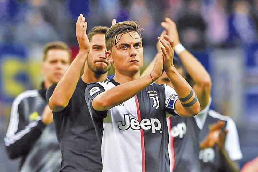 Juventus cae ante el Sampdoria en su despedida