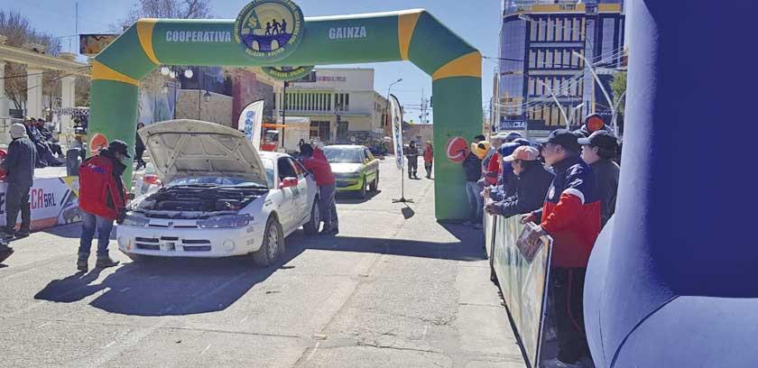 Curi, Segovia y Copa ganan  la competencia en Villazón