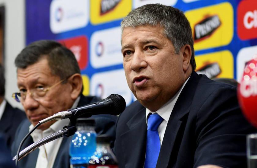 Ecuador empieza su camino hacia la Copa América