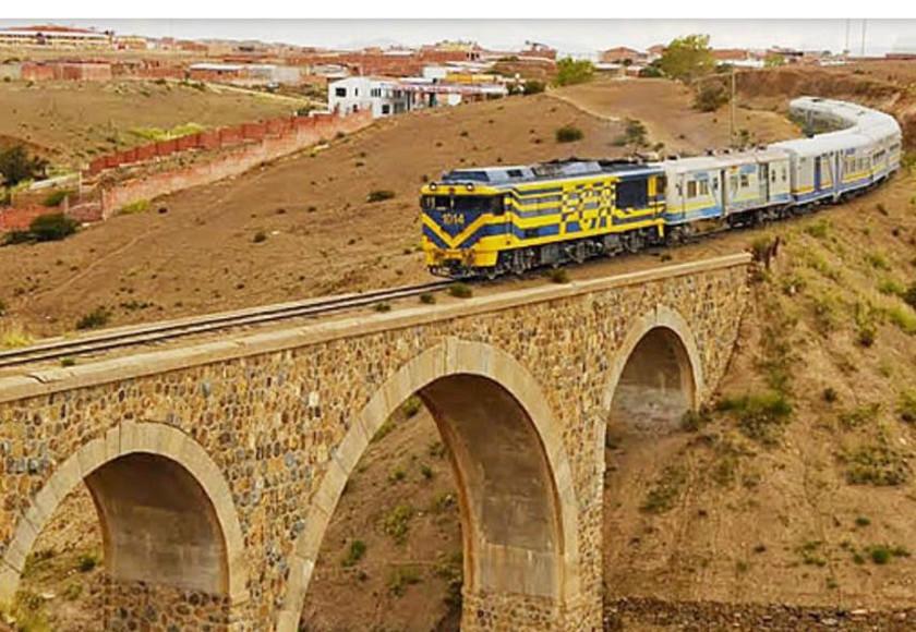 Habilitarán el tren de pasajeros hacia Villazón