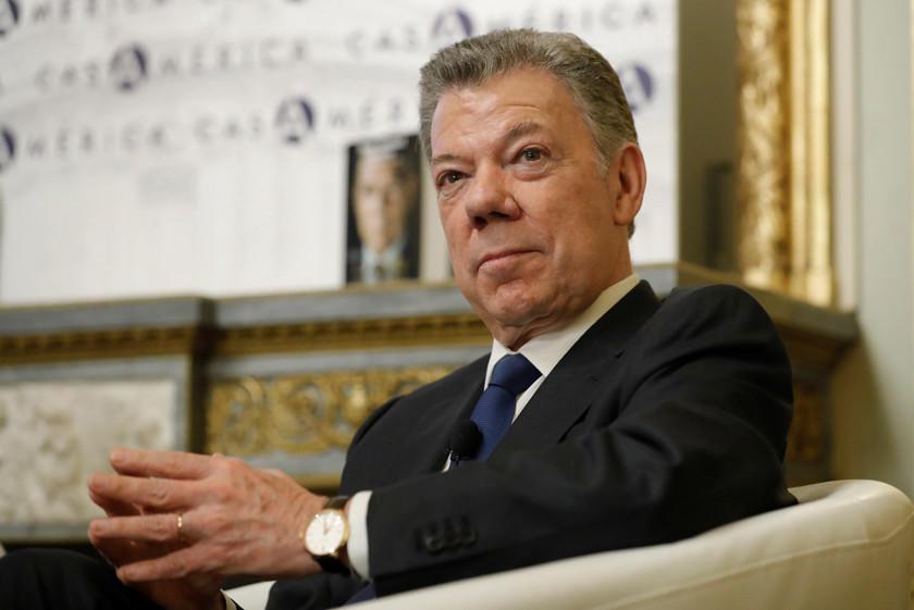 Congreso colombiano indagará a Santos por el caso Odebrecht