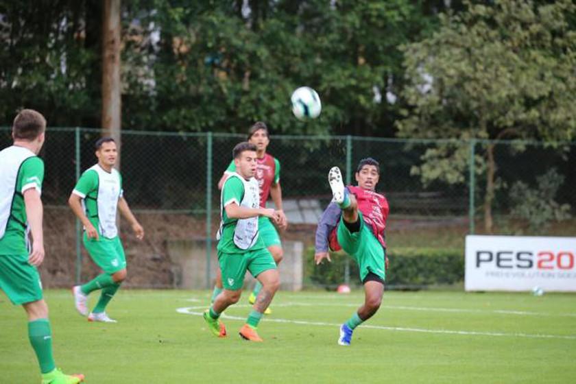 La Verde jugará dos amistosos antes de la Copa América