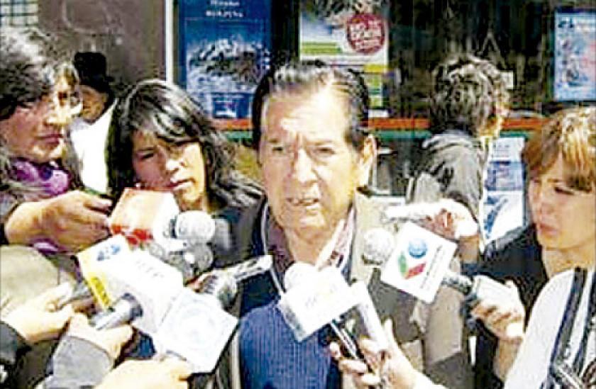 Piden crear una COB paralela a la que dirige Juan Carlos Huarachi