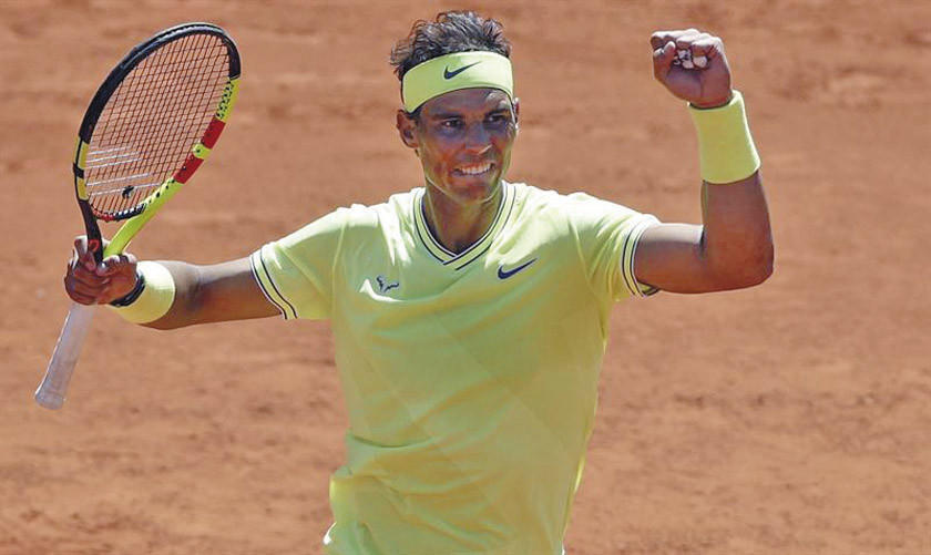 Nadal pasa a la final en Roland Garros