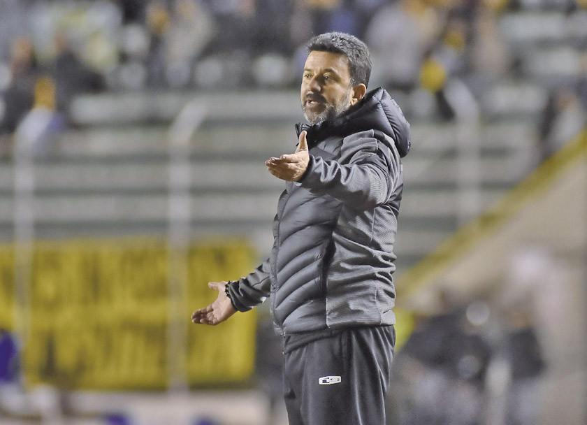 Baldivieso será parte del GET en Copa América