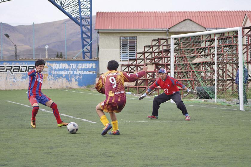 San Lorenzo quiere frenar a Felipe Hartmann en el torneo de la Mutual