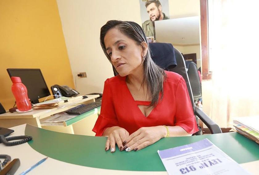El Gobierno separa del cargo a la directora de Dircabi - Santa Cruz