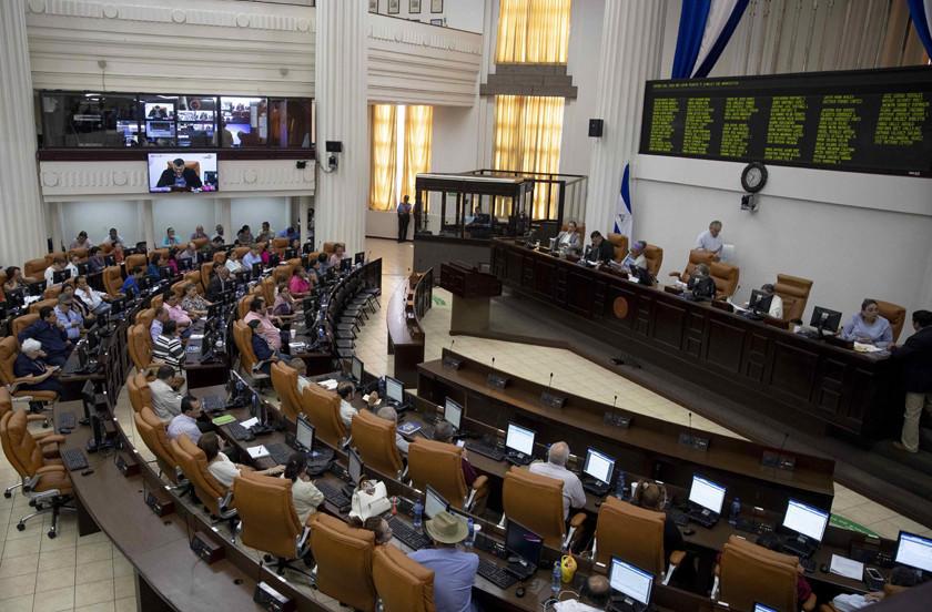 Congreso de Nicaragua aprueba amplia amnistía a reos políticos