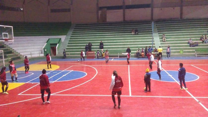 Selección potosina de futsal se despide del eliminatorio con victoria