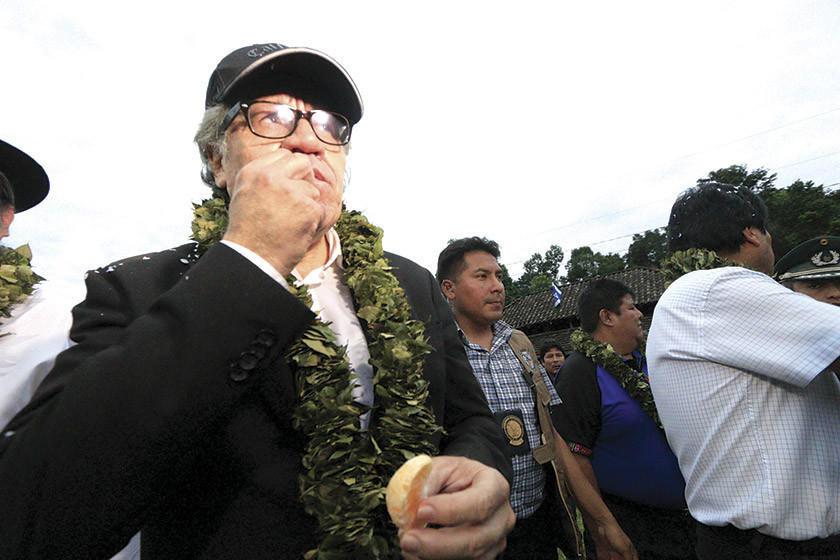 Almagro ratifica postura respecto a la reelección