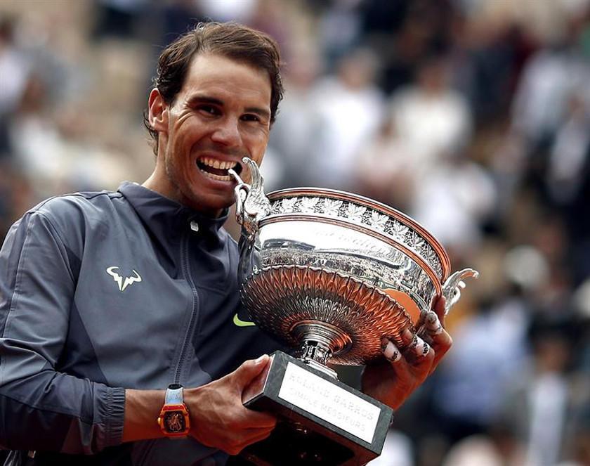 Nadal conquista Roland Garros