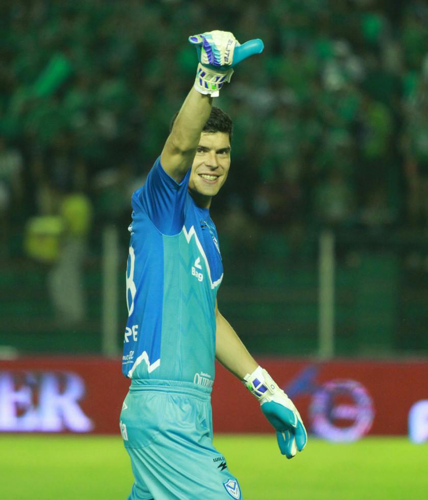 Carlos Lampe interesa al Lanús argentino