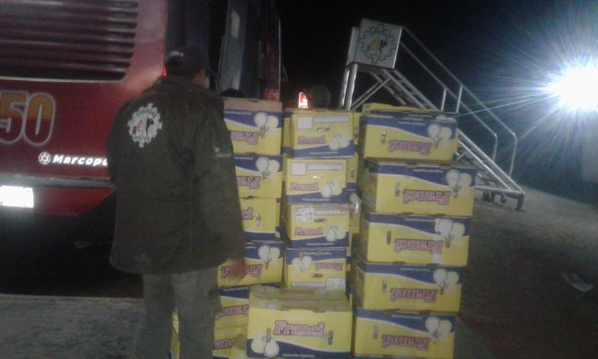 Contrabandistas atacaron al personal del Senasag