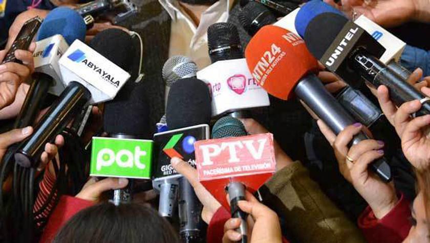 Los trabajadores de la prensa defienden la Ley de Imprenta