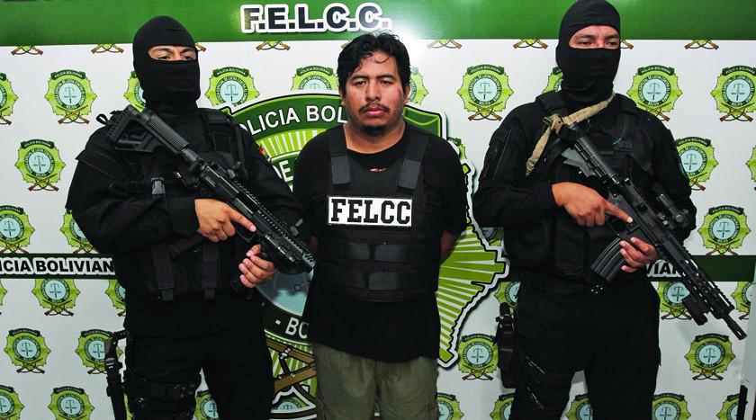 Ordenan extradición a Brasil del autor confeso del asesinato de una familia
