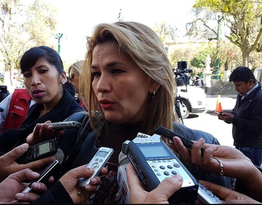 Opositora afirma que el traslado de droga del Beni es un secreto a voces