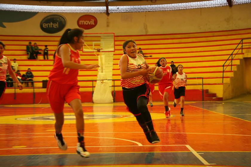 Cuadrangular definirá al campeón de básquet potosino en la categoría damas