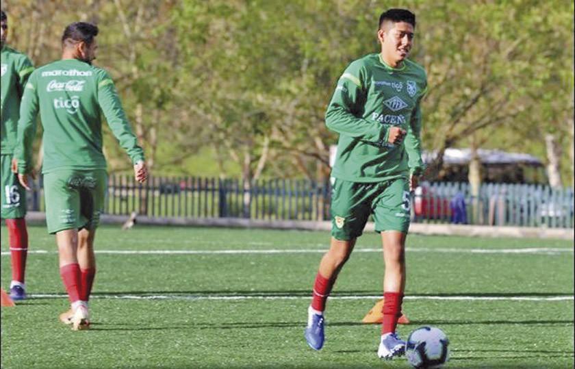 Ramiro Vaca reemplaza a Rodrigo Ramallo en la Verde