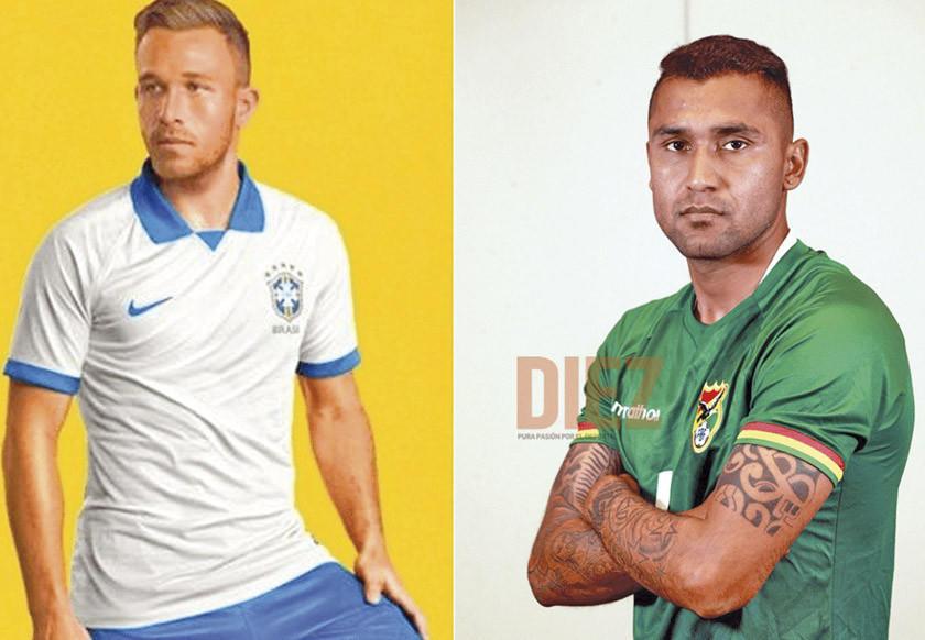 """La selección brasileña lucirá su uniforme """"prohibido"""" ante la Verde"""