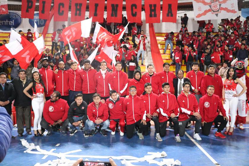 Pichincha debuta con victoria en la Libobásquet
