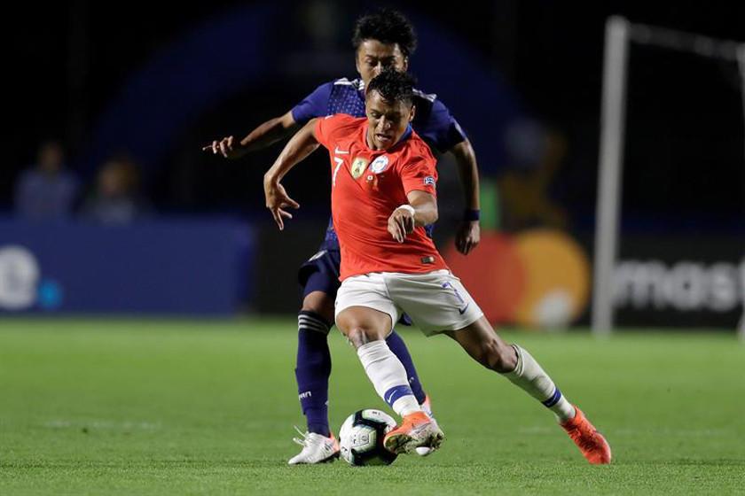 Chile arrancó la Copa América con goleada