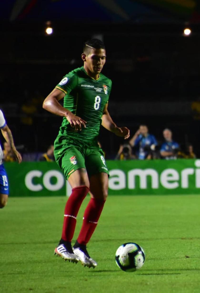 La selección nacional vestirá de verde total ante Perú