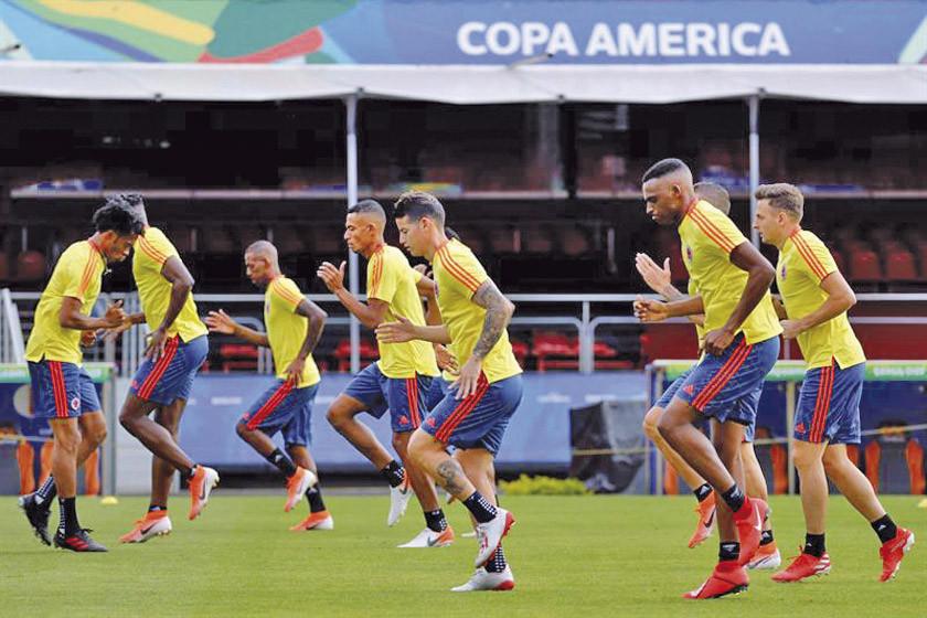 Colombia y Catar quieren encarrilar la clasificación a los cuartos de la Copa América