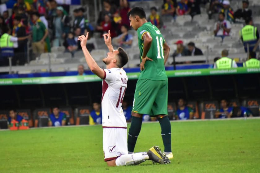 Bolivia terminó último por quinta vez en este nuevo siglo