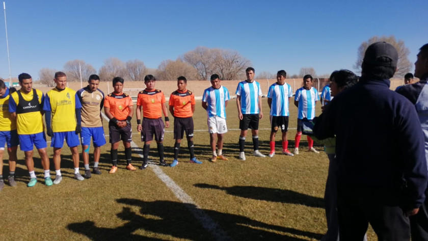 Real Potosí pasa su primera prueba antes del Clausura