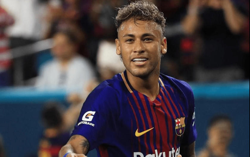 Neymar acuerda volver a Barcelona