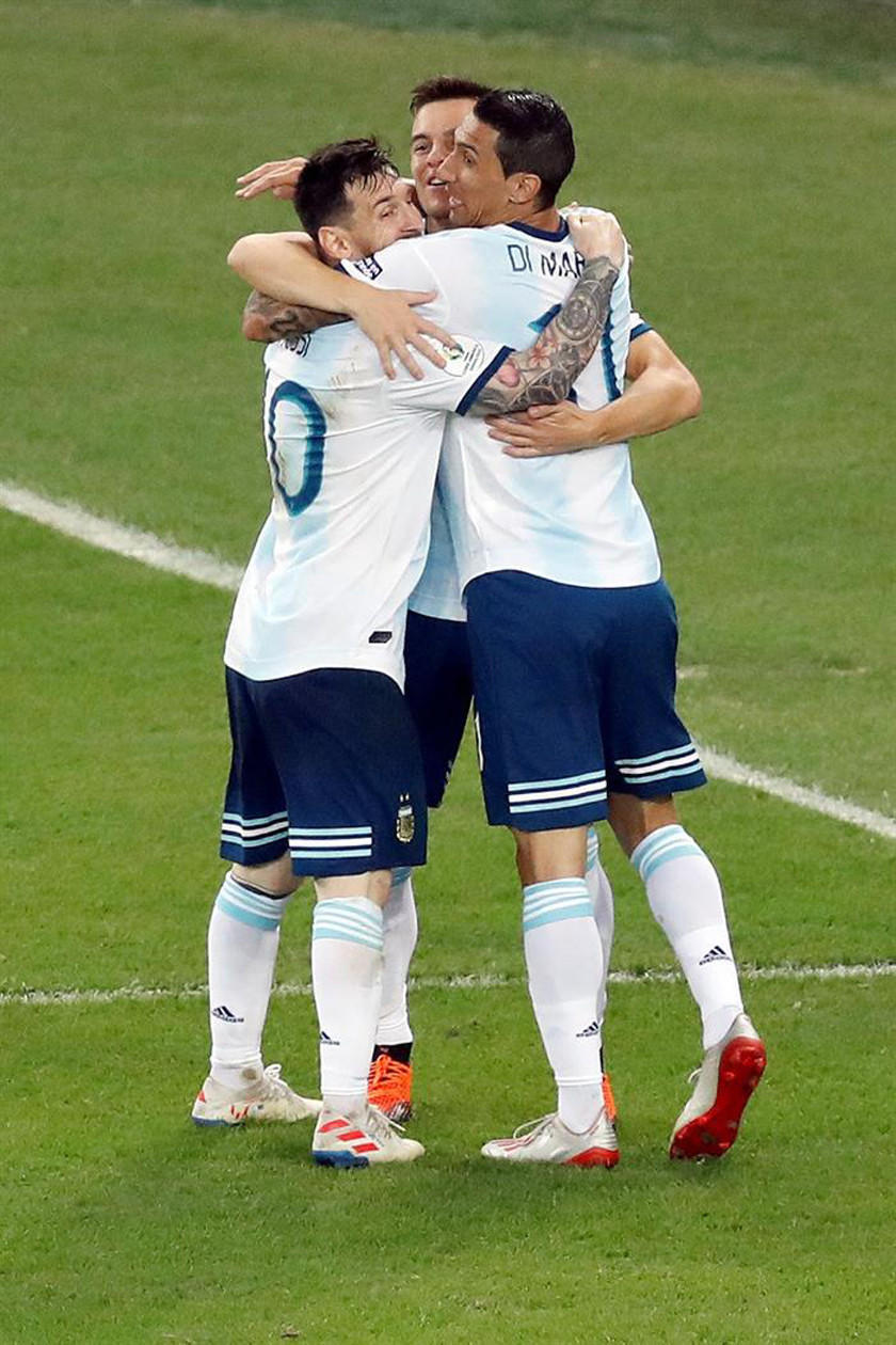 Argentina gana y ahora va por Brasil en semifinales