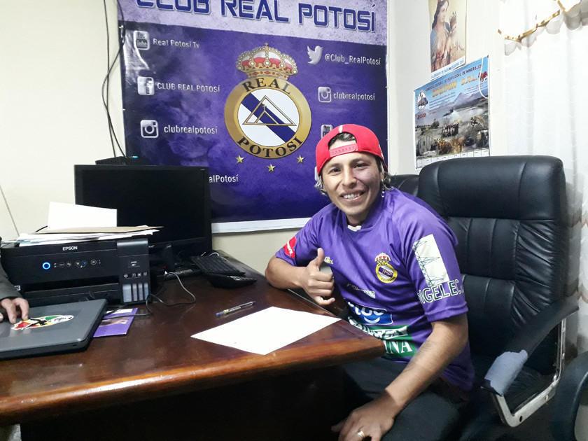 Adrián se incorpora a Real con el objetivo de lograr una copa internacional