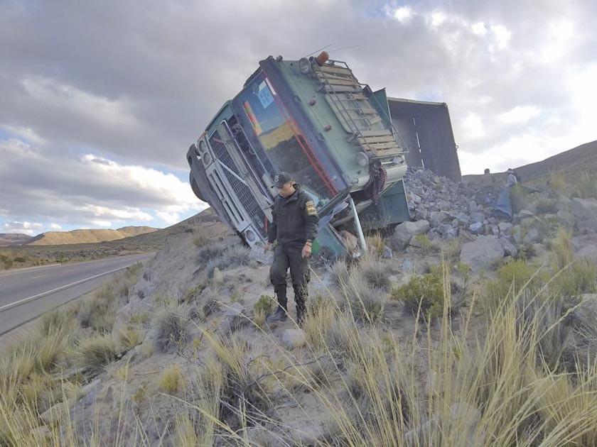 Exceso de velocidad  causa un accidente