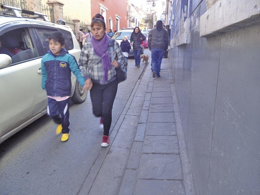 Vacación de invierno inicia sin denuncias de tareas a alumnos