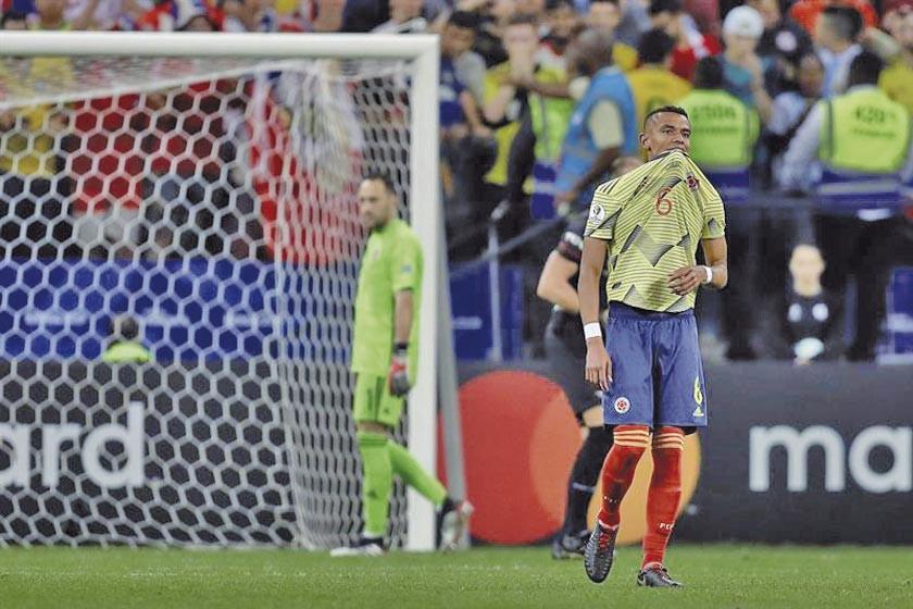 La esposa de Tesillo denuncia amenazas tras derrota de Colombia