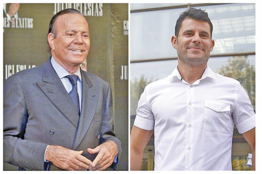 Julio Iglesias obligado  a reconocer a un hijo